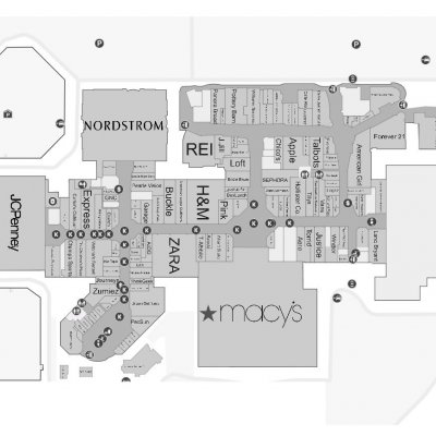 Alderwood Mall Map Alderwood Mall (159 stores)   shopping in Lynnwood, Washington WA