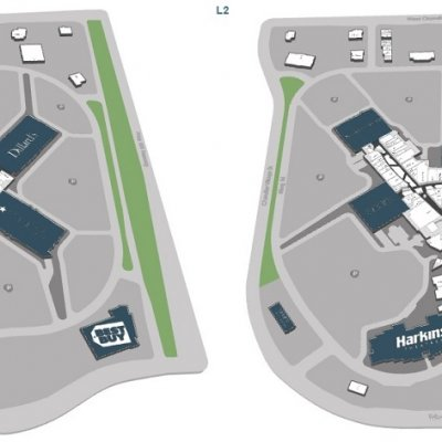 Chandler Fashion Center plan - map of store locations