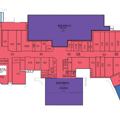 Janesville Mall plan - map of store locations