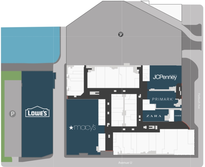 Kings Plaza Shopping Center (134 stores