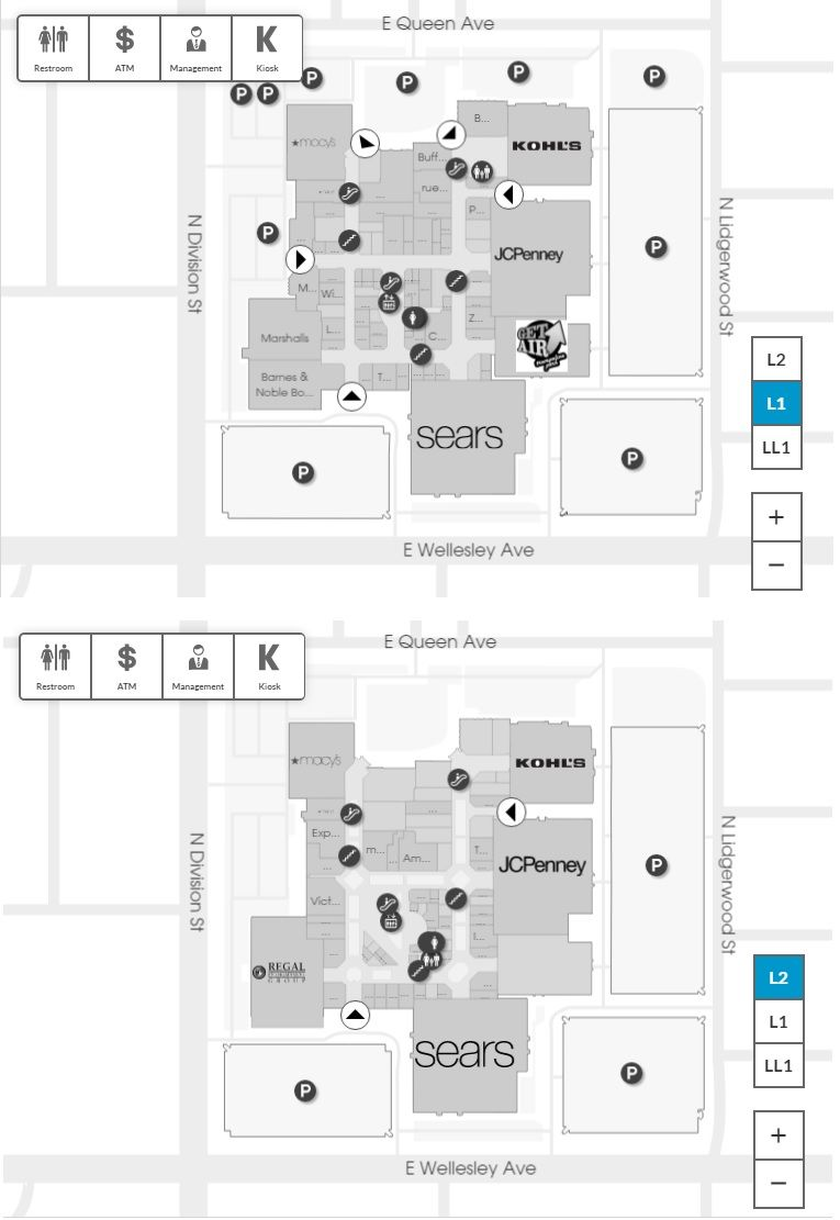 map and store locations  northtown mall. northtown mall ( stores)  shopping in spokane washington wa