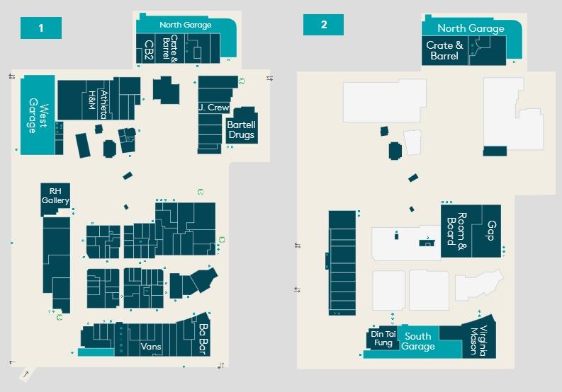 University Village (71 stores) - shopping in Seattle, Washington WA